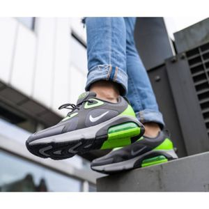 NEW Nike Air Max 200 Electric Green / 7.5, 8